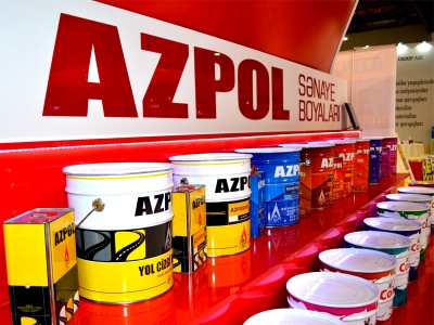 Allways first - Azpol industrial paints
